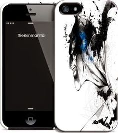 theskinmantra Batman Angst Iphone 5/5s Full Body Case