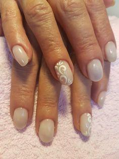 Verniz de gel nail art My Nails, Beauty, Finger Nails, Beauty Illustration