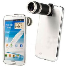 8X Zoom Phone Camera Lens Telescope With Case For Samsung Galaxy SIV S4 I9500 | gefunden bei eBay  ... na ob das funktioniert????