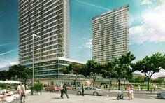Panorama City - Saint-Gobain Panorama City, Skyscraper, Saints, Multi Story Building, Skyscrapers