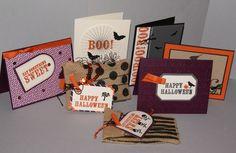 My Paper Pumpkin Alternates for September 2014 kit