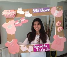 Hosting a baby shower is a huge deal! We're here to help you out, as we have collected 25 baby shower party ideas, to give you some inspiration! Juegos Baby Shower Niño, Fotos Baby Shower, Moldes Para Baby Shower, Baby Shower Fun, Baby Shower Favors, Shower Party, Baby Shower Themes, Baby Boy Shower, Shower Ideas