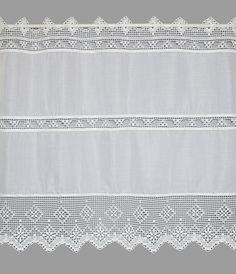 gardinen gardine reserv f r nicola ein designerst ck von gittirai bei dawanda shabby in. Black Bedroom Furniture Sets. Home Design Ideas