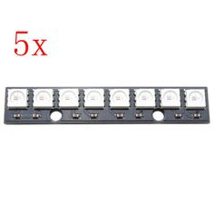 Only US$8.79, buy best 5Pcs CJMCU 8 Bit WS2812 5050 RGB LED Driver Development Board sale online store at wholesale price.US/EU warehouse.