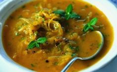 Perzische uiensoep Soup Recipes, Cooking Recipes, Healthy Recipes, Winter Soups, Homemade Soup, Convenience Food, Eating Habits, I Love Food, Soups And Stews