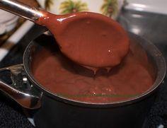 Italian Chocolate Pudding Pastry Cream Recipe