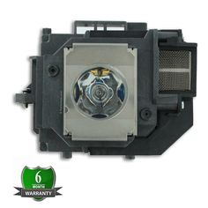 #ELPLP56 #OEM Replacement #Projector #Lamp with Original Osram Bulb