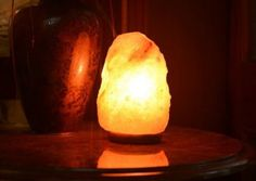 Salt Lamp Hoax 65 Pound Xlarge Natural Crystal Rock Himalayan Salt Lamppure