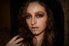 #halloween #makeup #witch