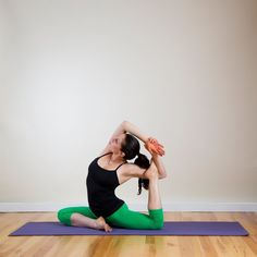 Tight Hip Stretches
