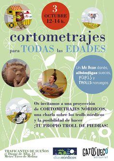 Cortometrajes infantiles - Días Nórdicos