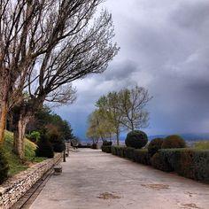 La Alameda. Morella, Spain