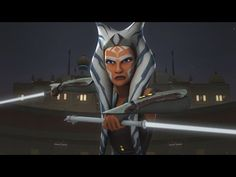 Star Wars Rebels - Ahsoka Tano vs. The Inquisitors (Seventh Sister & Fifth Brother) [1080p] - YouTube