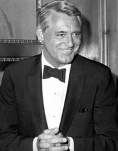 """""""He was a special person, a great actor, absolutely incredible as a person, as a man.""""  - Sophia Loren on Cary Grant"""