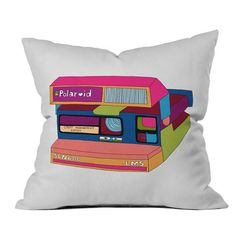 I pinned this Bianca Green Captures Great Moments Pillow from the Colorful & Contemporary event at Joss and Main!