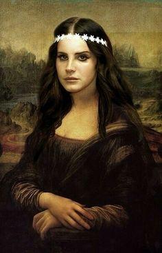 Mona Lana #LanaDelRey