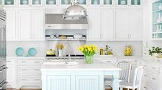 Important to have lighter color countertop