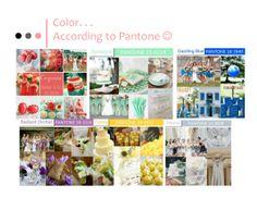 Pantone 2014 Color Trends