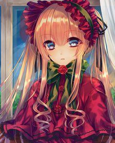 Rozen Maiden - Shinku