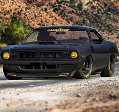Hot Wheels - Man Hugo Silva kills it with his renderings like this 71 Cuda, such a weapon it reminds us of @_aaron_beck setup! Source @classicsdaily @musclekingz #cuda #plymouth #americanmuscle #musclecar #raked #stance #carporn #chopped #hotrod #streetrod #streetmachine #protouring #lowfastfamous