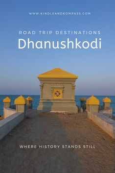 If you are looking for a road trip destination in India, this one to the tip of the Indian subcontinent is all worth it. Travel Destinations In India, Road Trip Destinations, India Travel, Places To Travel, Places To Visit, Travel Goals, Travel Vlog, Travel Tips, Nature Photography