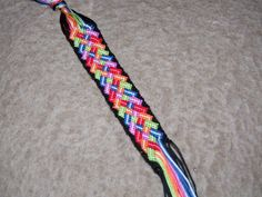 Easy Friendship Bracelets with Floss | Friendship Bracelet Patterns | Choose Friendship | My Friendship