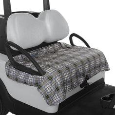 Classic Fairway Golf Cart Seat Blanket/Cover