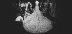 Each in its own light, explore the ELIE SAAB wedding gown throughout its evolution over the years.