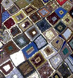 GALLERIA MOSAICI ARREDAMENTO - AUREAMOSAICI - L'Alta Moda del Mosaico di Battarra Mauro e Loly Garcia mosaicisti - cell. 329.6381924 - info@aureamosaici.com