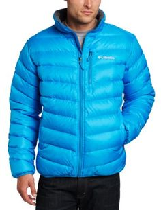 Columbia Men's Hellfire Down Jacket, Compass Blue, X-Large Columbia ++ You can get best price to buy this with big discount just for you.++