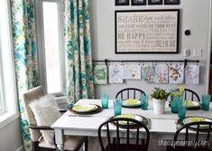 small grey turquoise kitchen - Google keresés