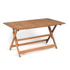 Greenfingers Loreto Rectangular Folding Table 140cm on Sale