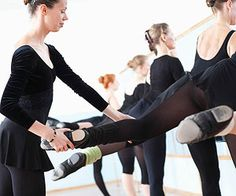 The Beginner's Guide to Barre