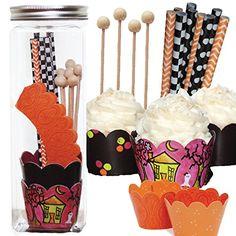 Halloween Birthday Party Supplies Pack, Spooky Monsters a... https://www.amazon.com/dp/B01KVV8158/ref=cm_sw_r_pi_dp_x_QYc0xbFMRCGJ6