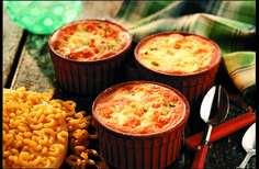 Grandma never made packaged #macaroni and cheese. She always made the real thing. #pasta