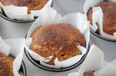 Muffins Dukan de Werther's Original sin azúcar, claro (con Tofu)