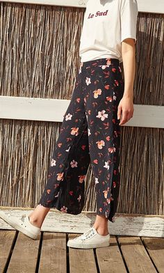 PIP FLORAL TROUSERS