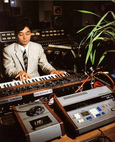 Vintage Synth, Recording Studio Home, City Boy, Tape Recorder, Pop Bands, Good Old, Orchestra, Techno, Photoshoot