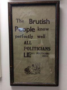 Political problem
