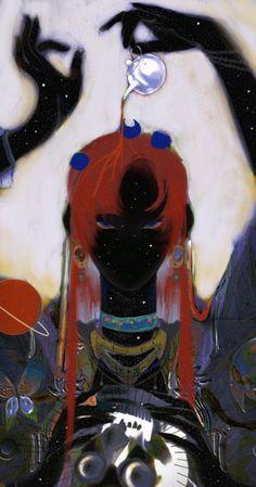 Pretty Art, Cute Art, Arte Punk, Wow Art, Jolie Photo, Psychedelic Art, Animes Wallpapers, Aesthetic Art, Art Inspo