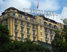 Art Deco Hotel Montana Lucerne