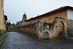 Fotos de la semana: Arcos arquitectónicos de México. Pátzcuaro, Michoacan