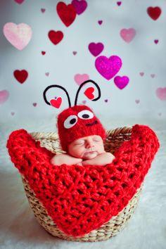Valentines Baby Love Bug