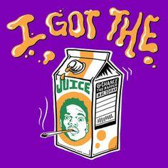 45. Chance the Rapper - I Got the Juice
