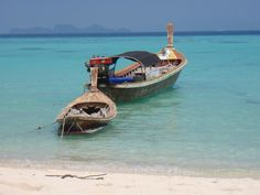 On the border of Malaysia and Thailand - Tarutao National Marine Park and the Deep South - Koh Lipe (not under national park regulations and on the verge of development, catch before tourists catch on!)