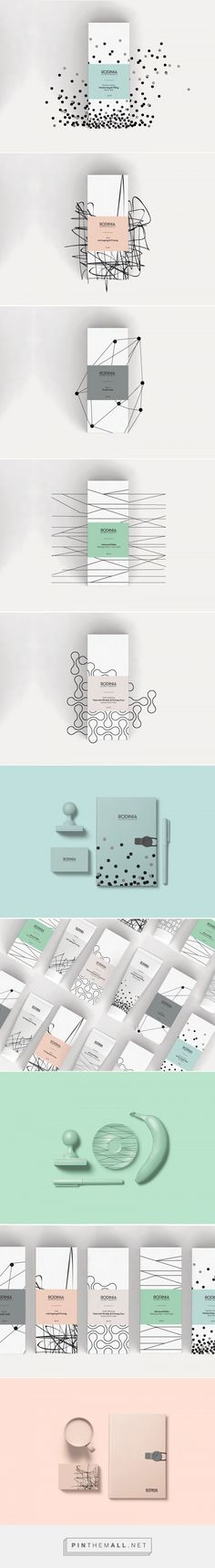 Rodinia - Skincare Line - Packaging of the World - Creative Package Design Gallery - Corporate Design, Graphic Design Branding, Identity Design, Logo Design, Identity Branding, Corporate Branding, Brochure Design, Visual Identity, Web Design