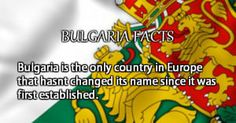 17 facts about Bulgaria you might not know