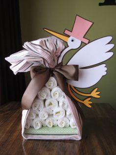 15 ideias incríveis para inovar no bolo de fraldas