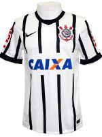Camisa Jogo 1 Corinthians Nike 2015 Branca