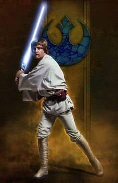 Luke Skywalker   Star Wars   #starwars #starwarsart #starwarsfanart #lukeskywalker #jedi